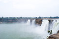 The Gigantic Waterfalls Of Chitrakoot, Central India. Stock Photo - 48222150