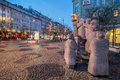 Christmas Atmosphere In Norrkoping, Sweden Stock Image - 48225161