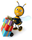 Fun Bee Royalty Free Stock Images - 48250689