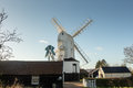 Saxtead Green Windmill Royalty Free Stock Photography - 48266037