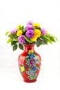 Chinese Vase Royalty Free Stock Images - 48277989