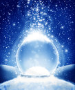 Snow Globe Stock Photography - 48290422