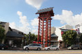 Little Tokyo Or Japanese Village Plaza Stock Images - 48294344
