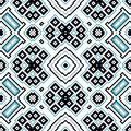 Seamless Geometric Pattern With Squares And Rectangles Royalty Free Stock Photos - 48294608