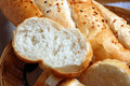 Bread Basket  Royalty Free Stock Photography - 4832407