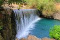 Waterfall In Park Stock Photography - 48307442