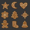 Christmas Cookies Stock Photography - 48328982