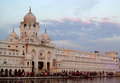 White Towers Near Golden Temple Amritsar, India Royalty Free Stock Photography - 48355067