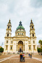 St. Stephen (St. Istvan) Basilica In Budapest, Hungary Royalty Free Stock Photos - 48363648