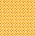 Honeycomb Or Bee Honey Comb Seamless Texture Royalty Free Stock Photo - 48371935