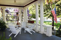 House Porch Stock Image - 48389741