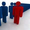 3d People Royalty Free Stock Photo - 4846355