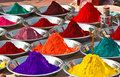 Colors, India. Royalty Free Stock Images - 4849209