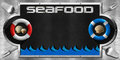 Blackboard For Seafood Menu Royalty Free Stock Photography - 48429317