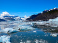 Icebergs And Floes In The Prince William Sound Royalty Free Stock Photography - 48437567