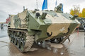 Airborne Armoured Personnel Carrier BTR-MDM Royalty Free Stock Images - 48437699
