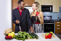 Learning How To Cook Royalty Free Stock Image - 48440406