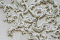 Baroque Ornament Detail Decoration Wall Royalty Free Stock Photo - 48447815