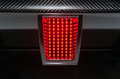 Rear Sport Car Light Stock Images - 48460204