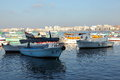 Fishing Boats, Alexandria Stock Photo - 48478300