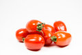 Fresh Red Tomatoes Isolated On White Background Royalty Free Stock Photos - 48496188
