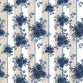 Abstract Elegance Seamless Pattern With Roses Flowers Background Stock Images - 48497194