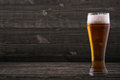 Glass Of Beer Royalty Free Stock Photography - 48503677