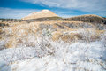 Snow In Mount Aso Royalty Free Stock Images - 48539799