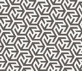 Vector Seamless Pattern. Geometric Texture. Stock Image - 48545611