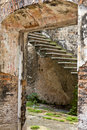Remains Of Old House In Ruins, Panama Royalty Free Stock Photography - 48571387