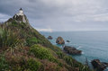 Nugget Point, New Zealand Stock Images - 48597824