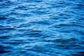 Blue Water Flow Royalty Free Stock Photography - 4865357
