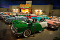 Disney World Sci Fi Diner Hollywood Studios Royalty Free Stock Images - 48609099