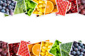 Fresh Fruits And Vegetables Royalty Free Stock Photos - 48616848