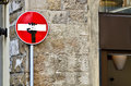 No Entry Sign Stock Photography - 48649932