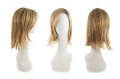 Hair Wig Over The Mannequin Head Stock Images - 48654814