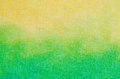 Yellow And Green  Abstract Texture Painted On Art Canvas Backgro Royalty Free Stock Image - 48657176