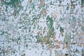 Grunge Wall Texture Background. Paint Cracking Off Dark Wall With Rust Underneath. Stock Photos - 48696893