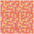 Orange And Pink Glass Tiles Stock Images - 4877874