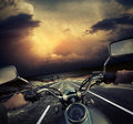 Motorcycle Stock Photography - 48721092