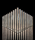 Organ Pipes Royalty Free Stock Photos - 48750468