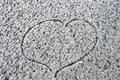 Love Heart Loyalty Winter Cold Background  Valentine S Day Stock Photos - 48765363
