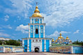 St. Michael S Golden-Domed Monastery In Kiev Royalty Free Stock Images - 48773929