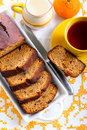 Honey Rye Loaf Cake Royalty Free Stock Photos - 48777428