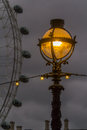 Lantern On The Street In London Royalty Free Stock Images - 48793819