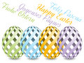 Easter Background With Four Languages Stock Image - 48856391