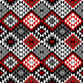 American Indian Seamless Pattern Design Royalty Free Stock Images - 48860819