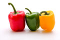 Three Peppers Stock Photo - 48865170