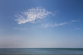 Blue Skies With Cloud Stock Photography - 48878032