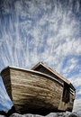 Boat Of Noah Stock Image - 48883751